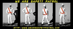 We Are Safety Patrol from Austin, the best 80s Party Cover Band in Texas! If you are looking for eighties bands for hire look no further. Safety Patrol is a show band that will rock your club, party, wedding or special event. Austin 80s cover band