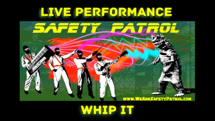 We Are Safety Patrol from Austin, the best 80s Party Cover Band in Texas! If you are looking for eighties bands for hire look no further. Safety Patrol is a show band that will rock your club, party, wedding or special event.