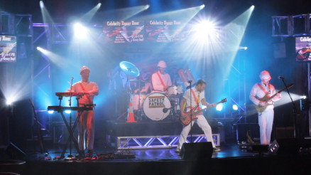 We Are Safety Patrol from Austin LIVE @ ElDorado Shreveport Casino. Safety Patrol is the best 80s Party Cover Band in Texas! If you are looking for eighties bands for hire look no further. Safety Patrol is a show band that will rock your club, party, wedding or special event.